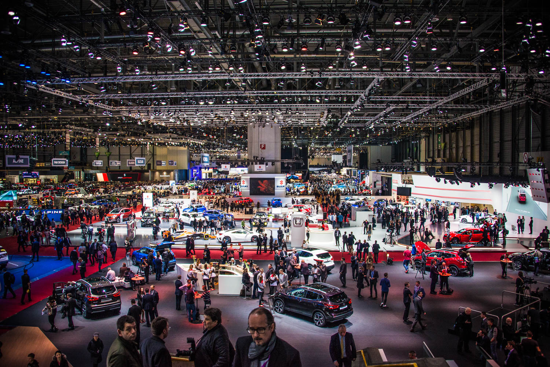 Th International Motor Show Geneva International Motor Show - Car show geneva
