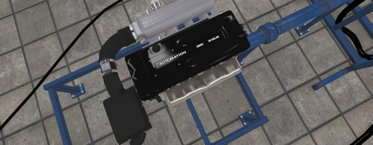Adamd's Replica Engines - LATEST: Austin A-Series - Engine